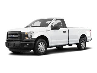 2016 Ford F-150 Truck White Platinum Metallic Tri
